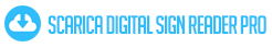 Digital Sign Reader